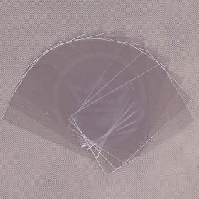 Комплект для внутренних страниц паспорта   (12 листов,    прозрачный пластик)