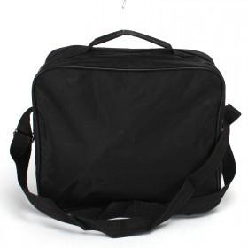 Сумка мужская текстиль Арлион-4ж,    2отд,    плечевой ремень,    черный