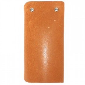 Футляр для ключей Premier-К-122   (на 6 ключей)    натуральная кожа коричневый св шора   (53)
