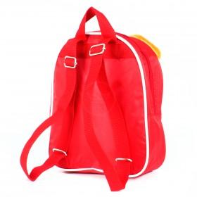 Рюкзак детский Silver Top-1041 Кроха прост спинка/лисичка,    красный