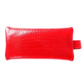 Футляр для ключей PRT-К-03л красный ящерица