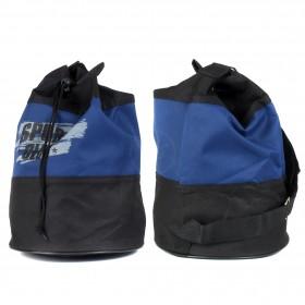 Рюкзак молодежный Silver Top-4151 Торба,    1отд,    черный/синий    (Sport Club)